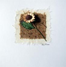 Sunflower & Spots Image