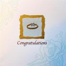 congratulations! (engaged/married) Image